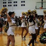 Pep Rally sets tone for season of fun, Viking spirit