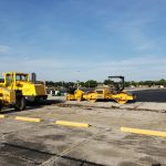 Construction Affects Activities Across District