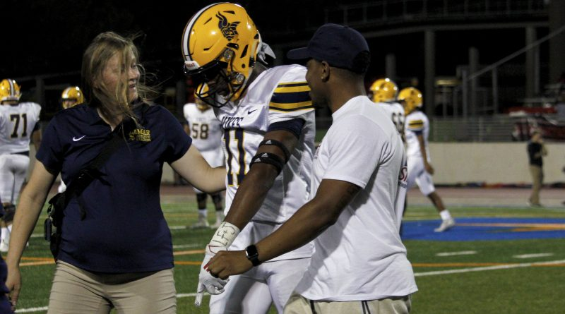 Athletic Trainers Promote Wellbeing of Students
