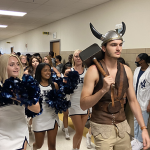 Lamar finds new pep rally solutions